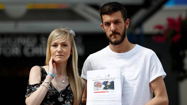 Charlie Gard's parents head back to court with new evidence