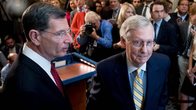 New timeline for Senate action on health care bill