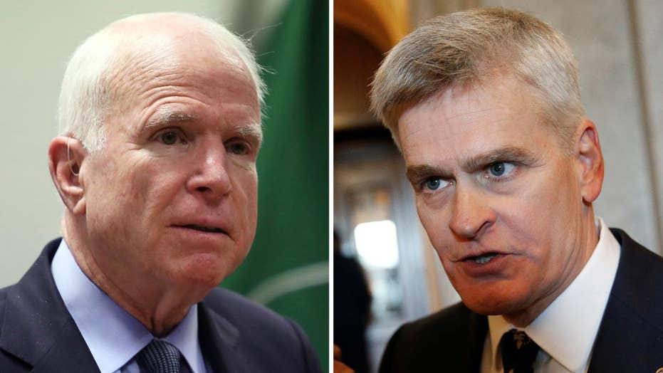 Republican senators admit health care law could be 'dead'
