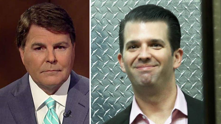 Gregg Jarrett: Meeting with Russians is not a crime