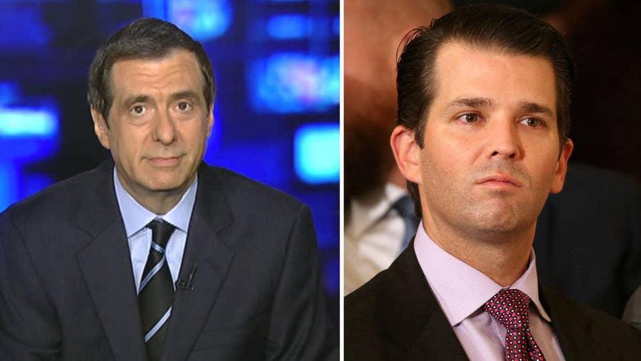Kurtz: The fallout from NYT's Trump Jr story