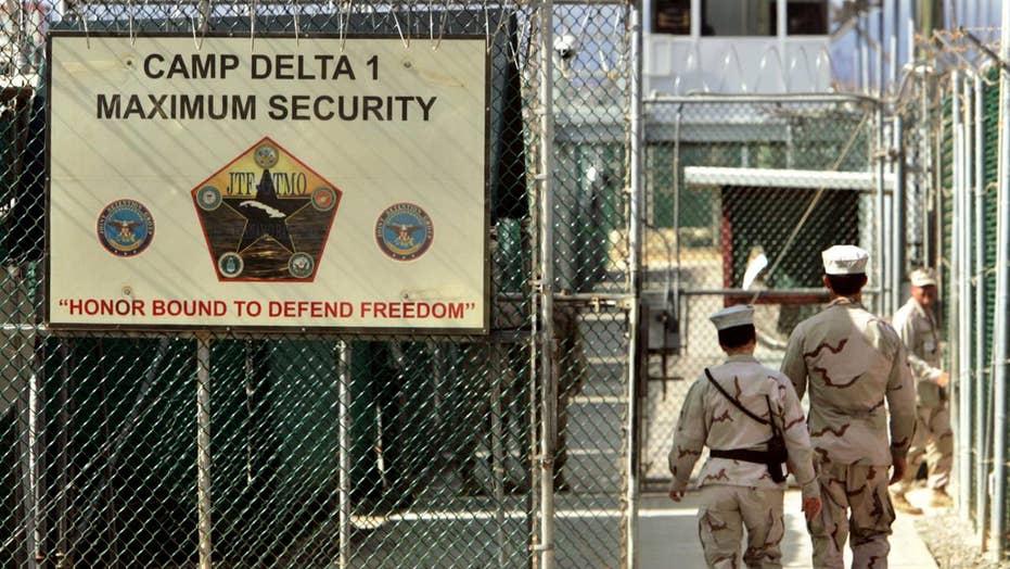 Progress on Trump's pledge to keep Guantanamo Bay open