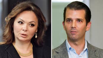 Meeting between President Trump's son and Russian lawyer Natalia Veselnitskaya took place at Trump Tower in June 2016; reaction from Mike Baker, former CIA covert operations officer