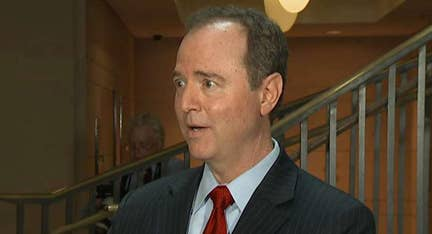 Schiff: Washington Democrats meeting with Ukrainian officials for Trump dirt would have been 'inappropriate'