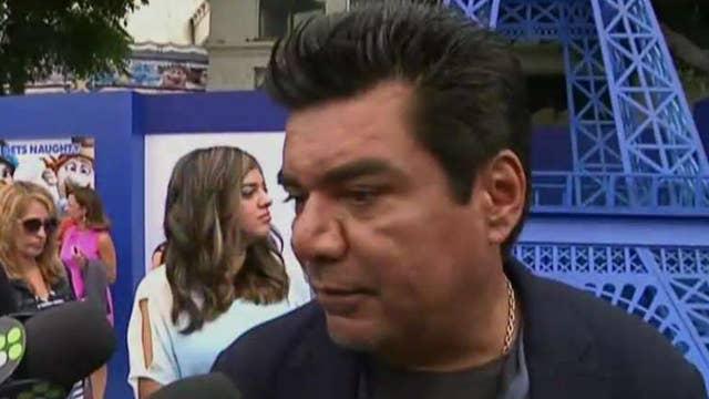 Hollywood Walk of Shame: George Lopez says deport cops