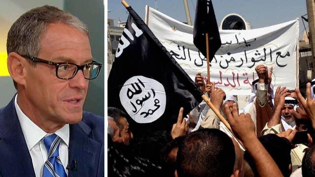 Daniel Silva on ISIS fiction becoming reality