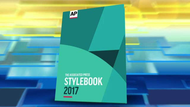 Does censoring in AP Stylebook reveal a liberal agenda?