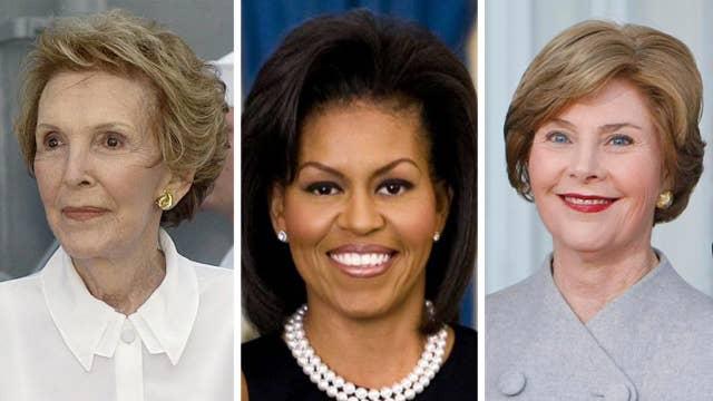 Fox Flash: Celebrating America's First Ladies