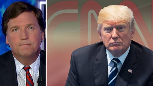 Tucker: CNN's investment as anti-Trump network not working