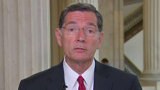 Sen. Barrasso: We need something better than straight repeal