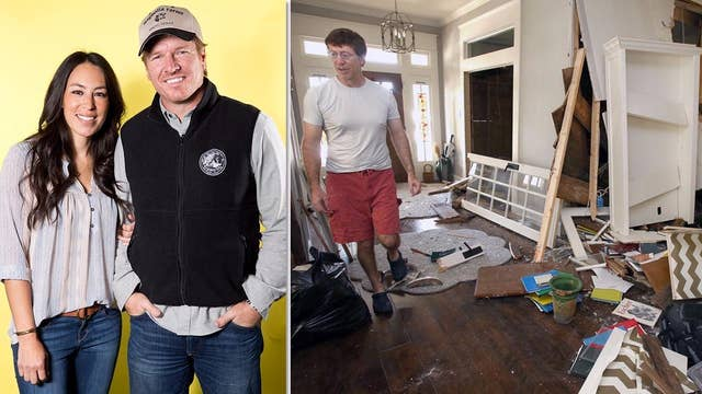 Homeowners claim they were deceived by 'Fixer Upper' hosts