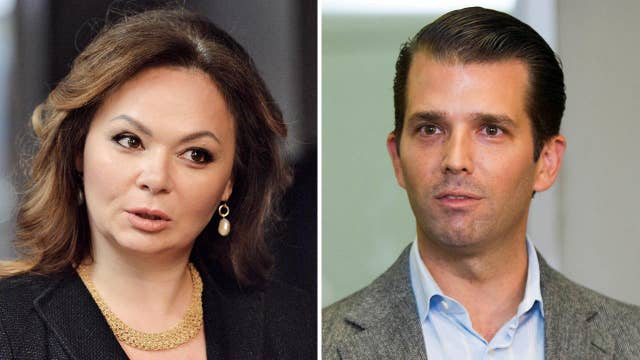 Donald Trump Jr. releases email chain on Russia meeting