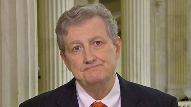 Sen. Kennedy on delaying recess: We need to work