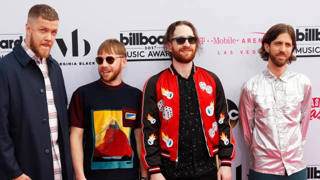 Imagine Dragons' new album reflects band's growth