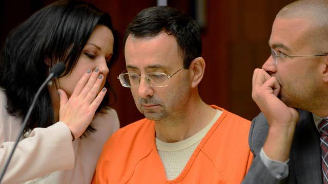 Dr. Larry Nassar's attorneys comment on plea deal