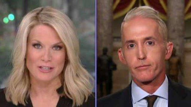 Gowdy: Drip, drip is undermining credibility of the admin