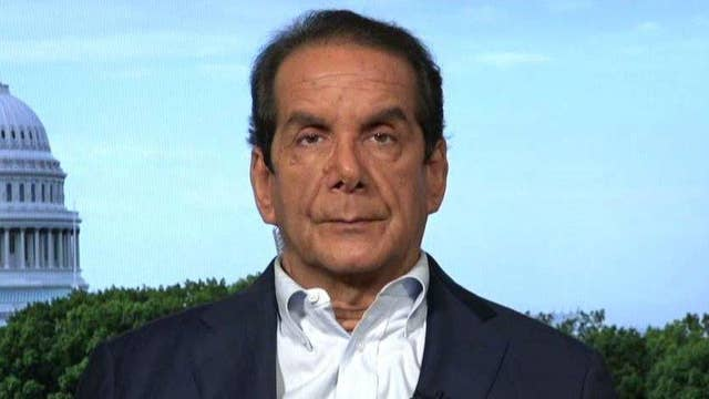 Krauthammer on Trump Jr.: 'I love it' are the fatal words