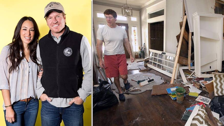 Fox411: Ken and Kelly Downs say they were not surprised when a drunken driver crashed into their Waco, Texas home
