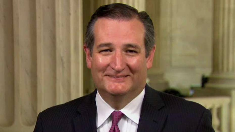 Sen. Ted Cruz on repealing and replacing ObamaCare