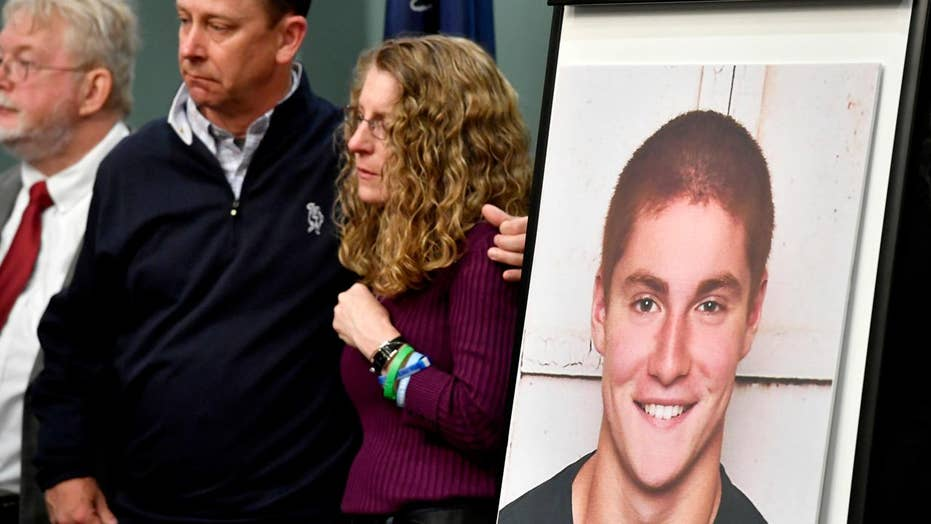 18 fraternity brothers face possible trial in Piazza death