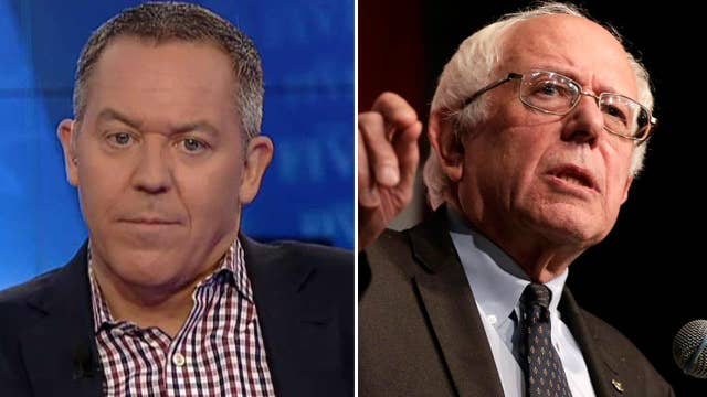 Gutfeld on Sanders comparing GOP Health Care Bill to 9/11