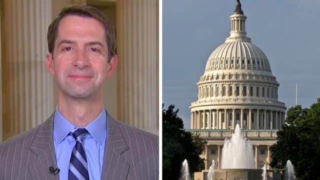 Cotton: GOP health care plan will give relief to Americans