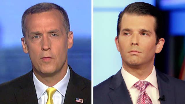 Lewandowski: Trump Jr. story a 'giant distraction' by media