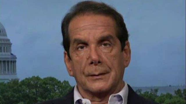 Krauthammer: Putin hates the Magnitsky Act because it works
