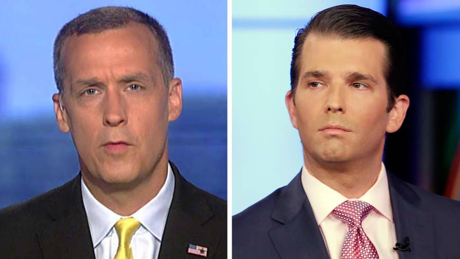 Former Trump campaign manager sounds off on 'nothing meeting' on 'Fox & Friends'