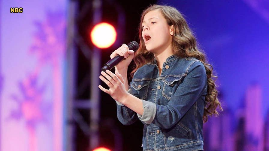 Fox411: Angelina Green moved the judges with her powerful vocals winning the season's fifth and final 'Golden Buzzer' from Heidi Klum