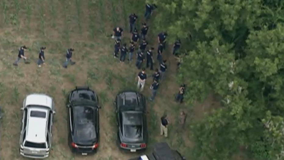 Massive search underway for missing Pennsylvania men