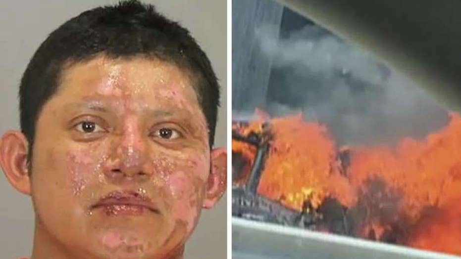 Illegal immigrant charged in deadly freeway crash