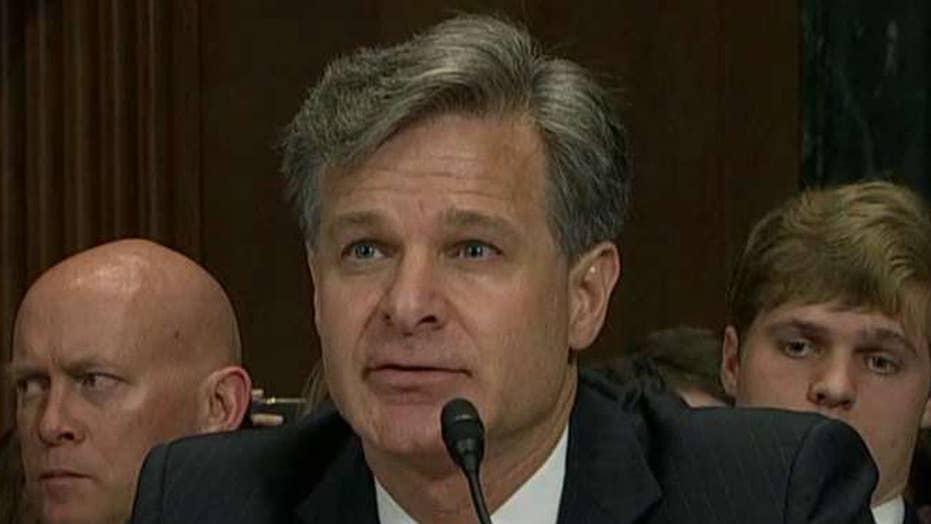 Christopher Wray: I pledge to be the leader the FBI deserves