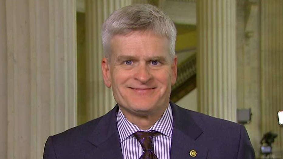 Sen. Bill Cassidy: Healthcare reform first, then tax reform