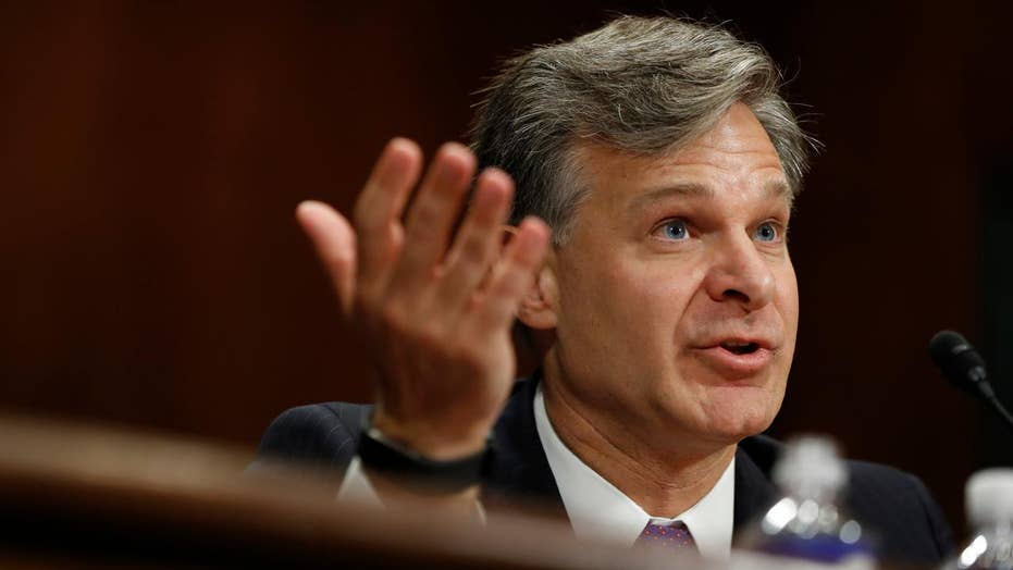 Reaction to the Christopher Wray confirmation hearing