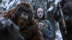 Star Andy Serkis and director Matt Reeves on the third installment in the 'Planet of the Apes' reboot series