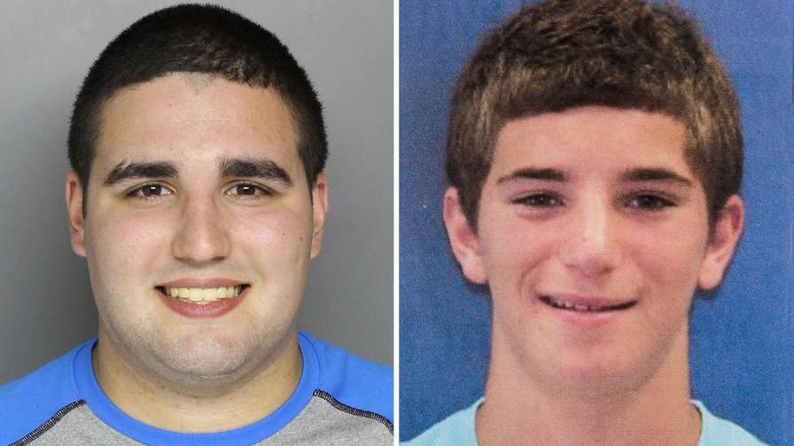 19-year-old Dean Finocchiaro identified, Cosmo DiNardo is in custody; Rick Leventhal reports from Solebury Township
