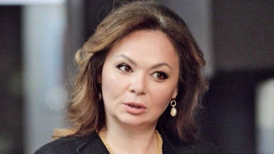 Natalia Veselnitskaya was allowed into the U.S. without a visa by the former administration's Justice Department; Catherine Herridge has the details for 'Special Report'