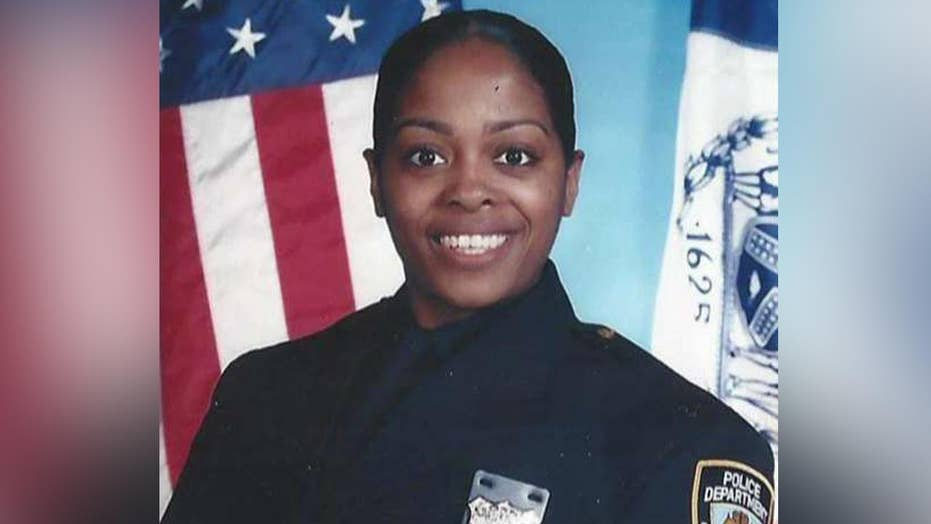 Tunnel to Towers fundraises for slain NYPD officer's family