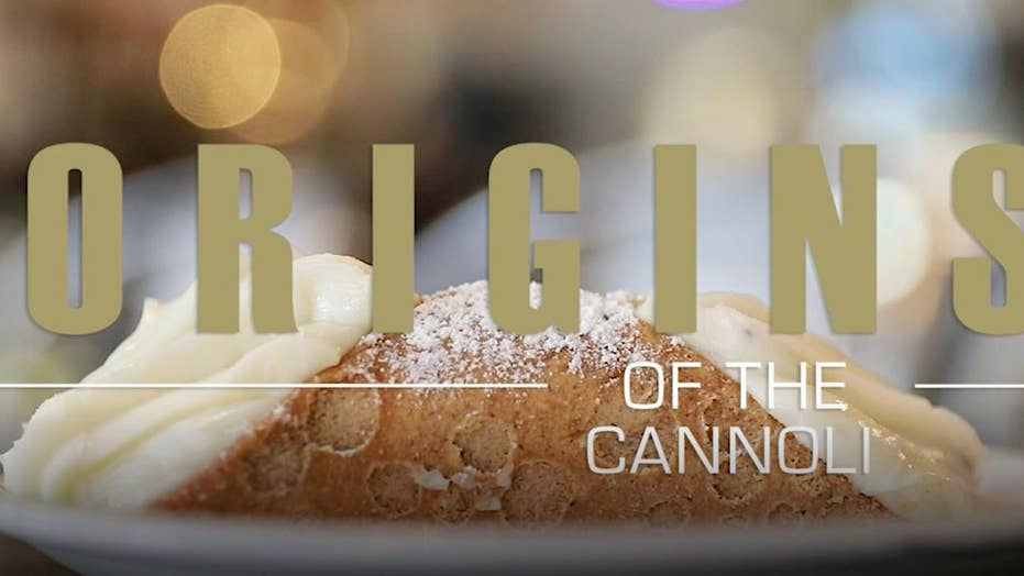 Origins: Where did the cannoli come from?
