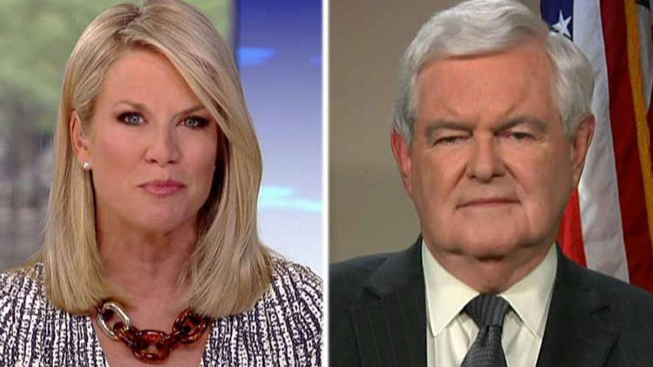 Gingrich slams idea Trump Jr. meeting was Russian 'set up'