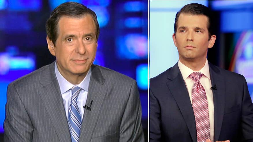 'MediaBuzz' host Howard Kurtz weighs in on the expanding fallout from Donald Trump Jr's meeting with Russian lawyer Natalia Veselnitskaya