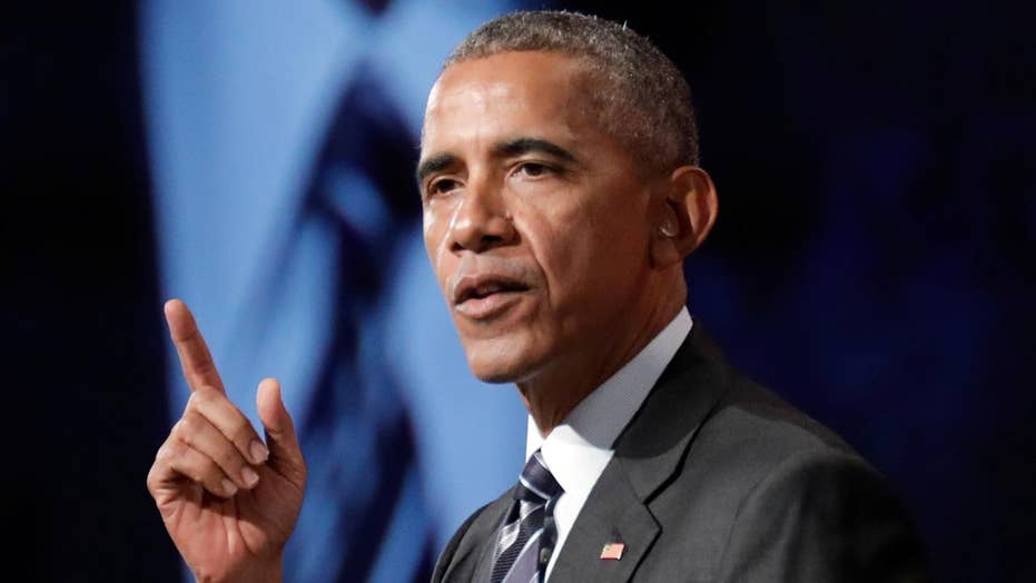 Obama headlines redistricting fundraiser