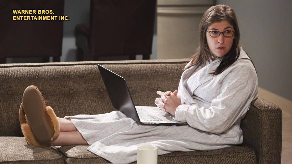 Mayim Bialik: 'Had no idea' about 'Big Bang' finale