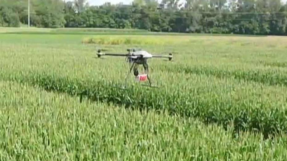Research team helps FAA with drones