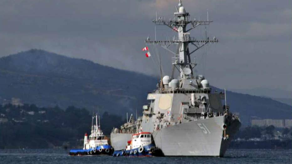 US official: Chinese spy ship spotted near US missile test