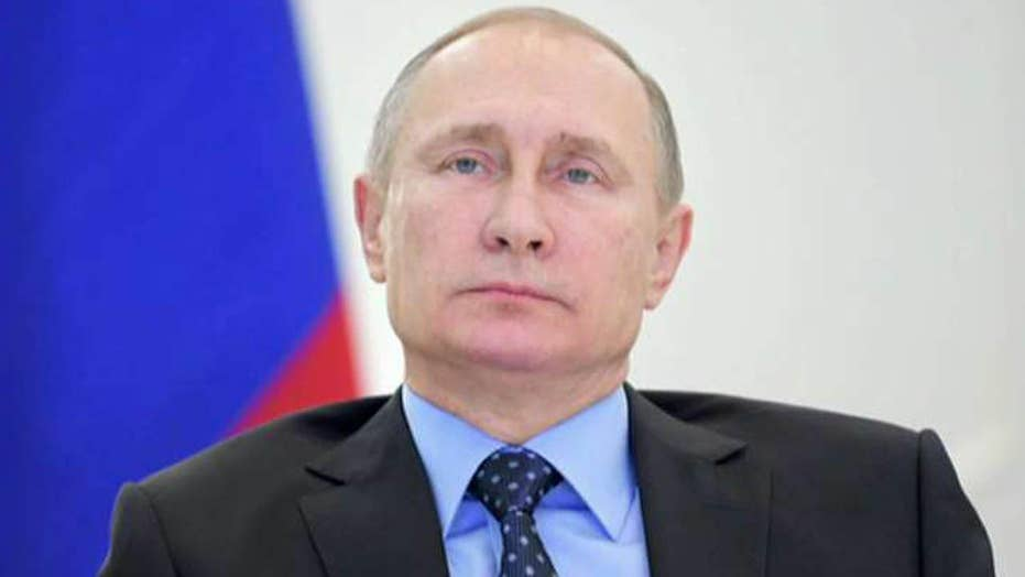 MacCallum: Who is actually tougher on Russia?