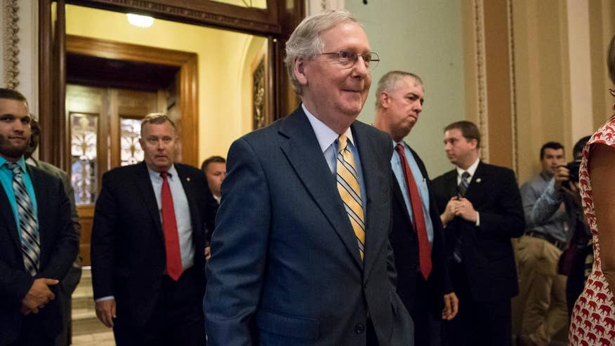 GOP continues to toil over health care fix