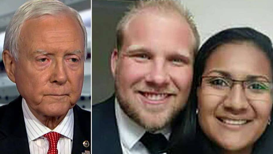 Sen. Hatch calls for release of Utah man held in Venezuela