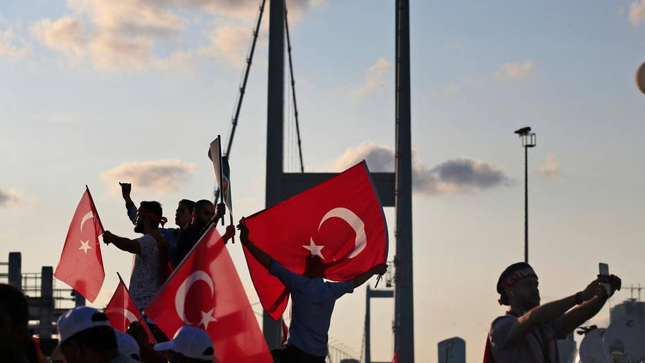 Turkey marks one year anniversary of failed coup